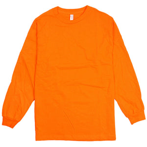 AAA Long Sleeve Orange