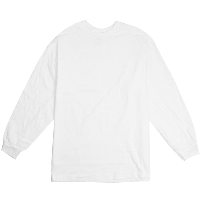AAA Long Sleeve White