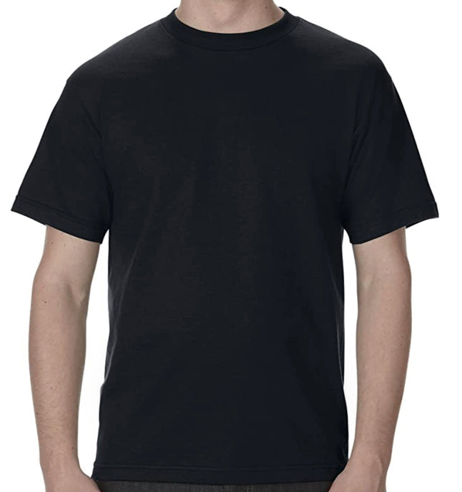 AAA Short Sleeve Black