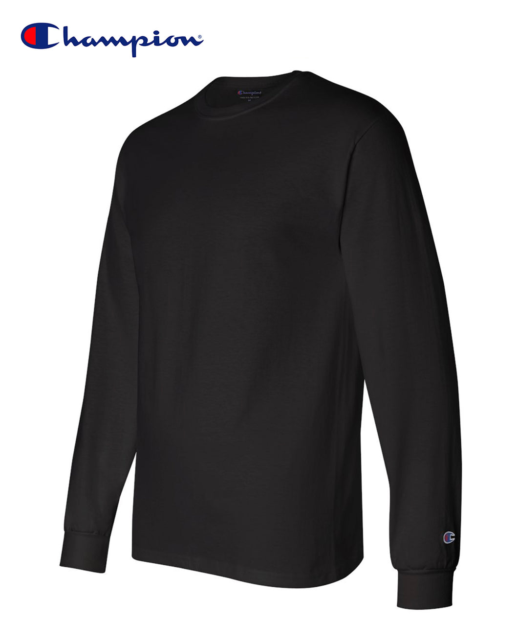 Champion Long sleeve Black