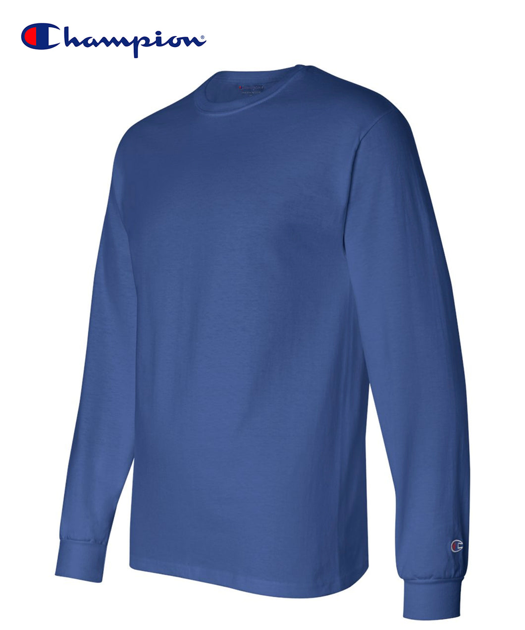 Champion Long sleeve Royal Blue