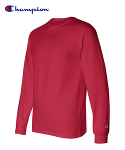 Champion Long sleeve Red