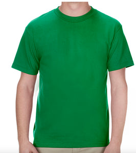 AAA Short Sleeve Light Green
