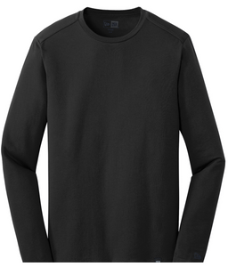 New Era Long Sleeve Black