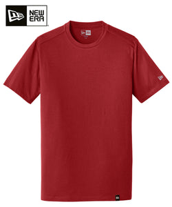 New Era Short Sleeve Red