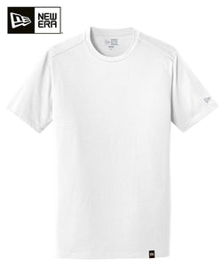 New Era Short Sleeve white