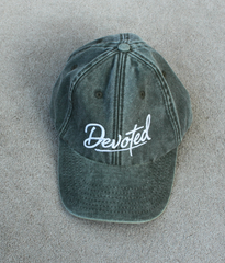 Devoted Baseball Cap - Low Profile Vintage Style