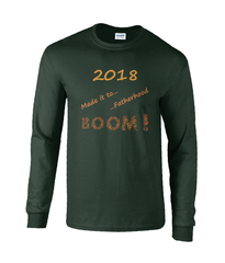 Fatherhood BOOM! Gents Ultra Cotton® Long Sleeve T-Shirt