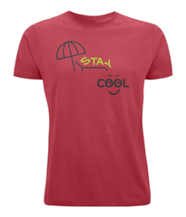 Stay Cool - Classic Cut Jersey Gents T-Shirt