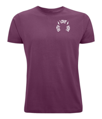 Faith Love Hope - Classic Cut Jersey Gents T-Shirt