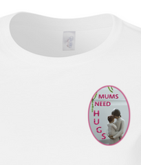 Unique Design - Mums T-Shirts in a variety of colours for special occaisions