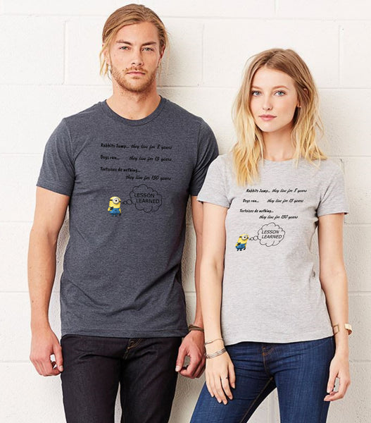Secret of Living for 150 years on Unisex T-Shirts in various colours