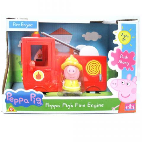 Peppa Pig's Fire Engine