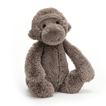 英国Jellycat HK Sale Bashful Gorilla Small