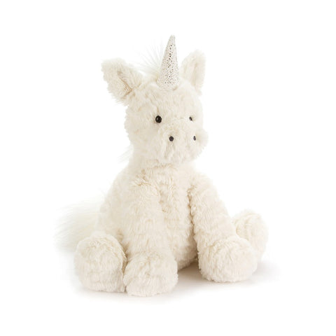 英国Jellycat HK Sale Fuddlewuddle Unicorn Medium