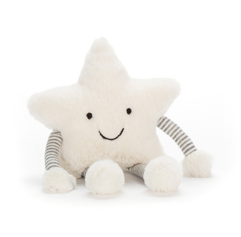 英国Jellycat HK Sale Little Star Rattle