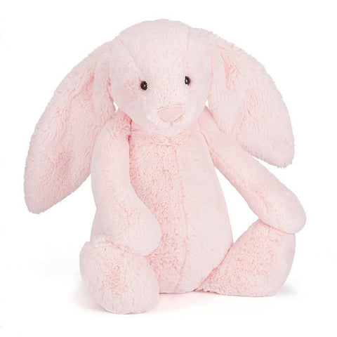 英国Jellycat HK Sale Bashful Pink Bunny Huge