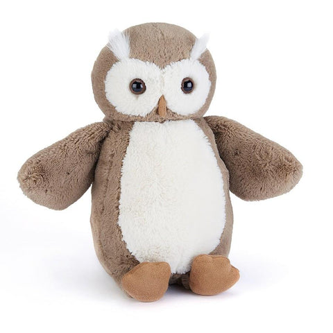 英国Jellycat 香港毛公仔優惠 Bashful Barn Owl Medium