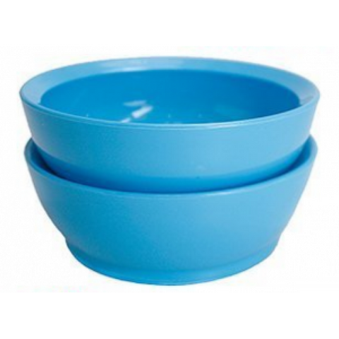 Calibowl HK Sale 12oz Non spill bowl Light Blue