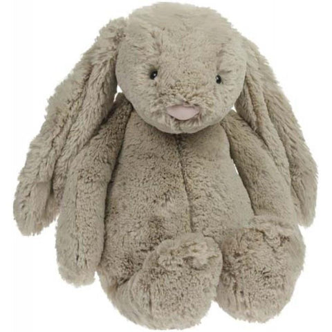 英国Jellycat HK Sale Bashful Beige Bunny Really Big