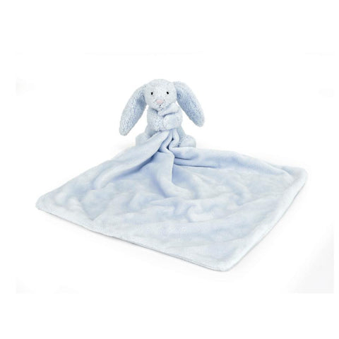英国Jellycat 香港毛公仔優惠 Bashful Blue Bunny Soother
