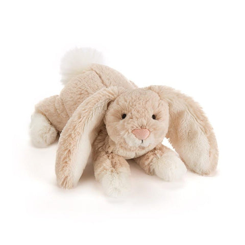 英国Jellycat 香港毛公仔優惠 Loppy Oatmeal Bunny Medium