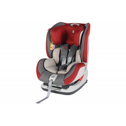 SNAPKIS SAFEFIX 0-7 Carseat with ISOFIX