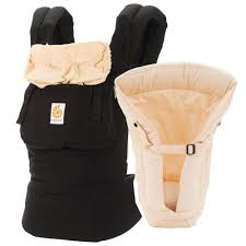 Ergobaby 360 Bundle of Joy Black Camel