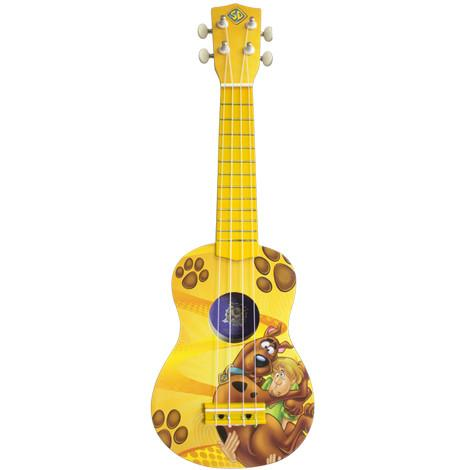 Access All Areas Scooby-Doo Fun to Learn Ukulele
