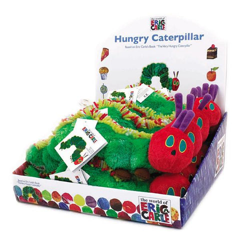 The Very Hungry Caterpillar Bean Toy