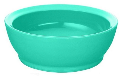 Calibowl 12 oz Ultimate Non-Spill Bowl Aqua