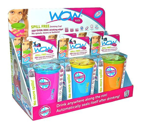 WOW Cup HK Sale for Kids Display
