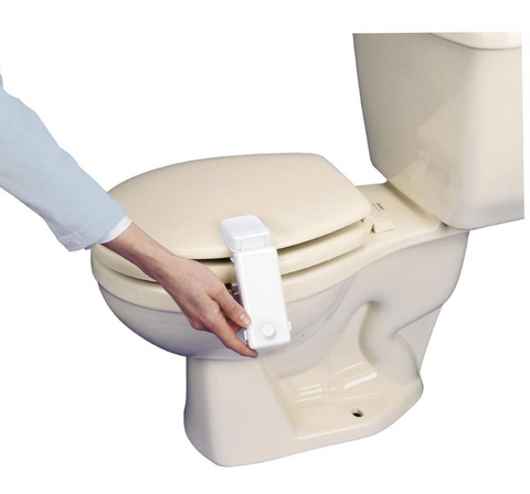 Safety 1st Cover Clamp Toliet Lock