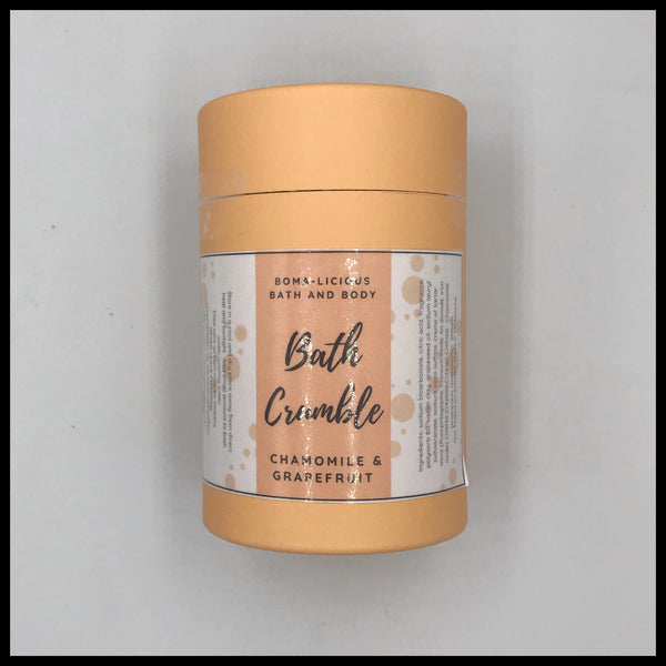 Bath Crumble - Botanicals