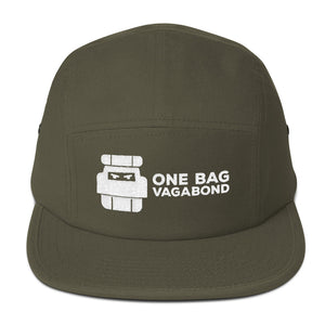 One Bag Vagabond 5 Panel Cap
