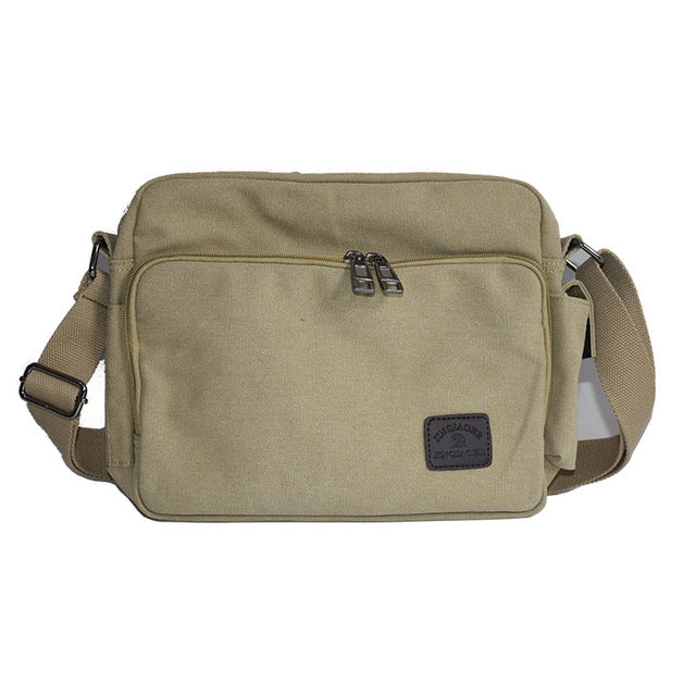 HEAVY DUTY SATCHEL - ONE BAG VAGABOND