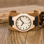 MAPLE WOOD WATCH
