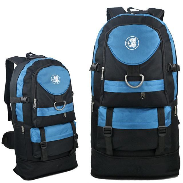 DRY CASE HIKING BACKPACK