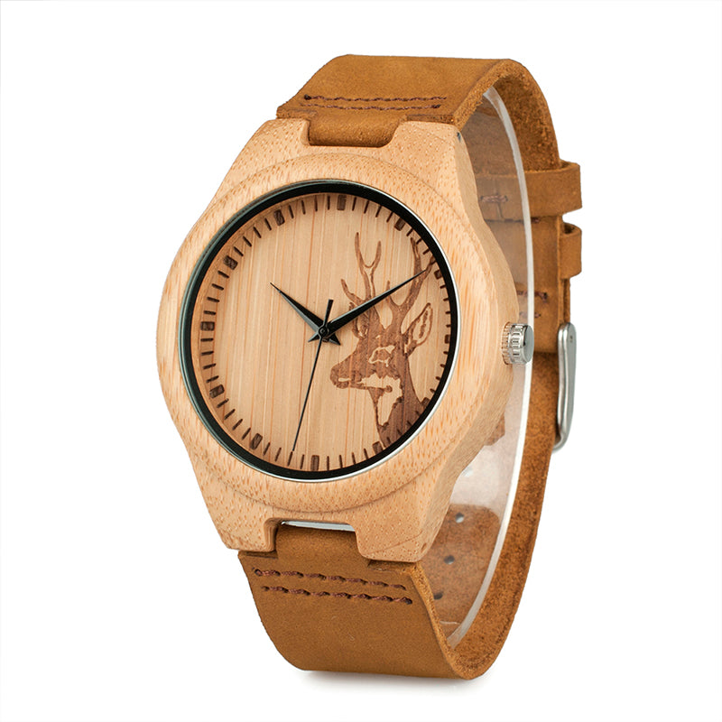 LOVERS BAMBOO WATCHES