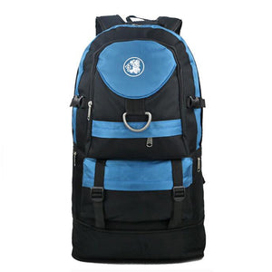 DRY CASE HIKING BACKPACK - ONE BAG VAGABOND