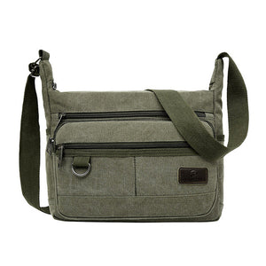 VINTAGE MESSENGER BUDDY - ONE BAG VAGABOND