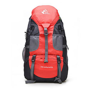 ADVENTURE ONE 50L WATERPROOF BACKPACK