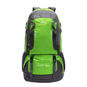 STORM SCREEN 60L WATERPROOF BACKPACK