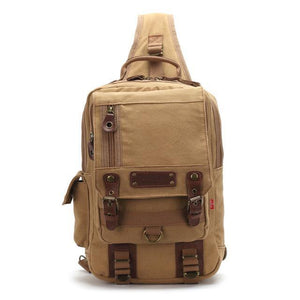 THE MISSION - ONE BAG VAGABOND