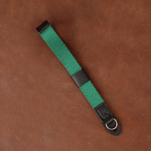 COLOUR COW-SKIN WRIST STRAP