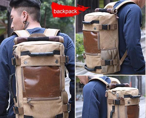 The Stylish Backpacker backpack One Bag Vagabond