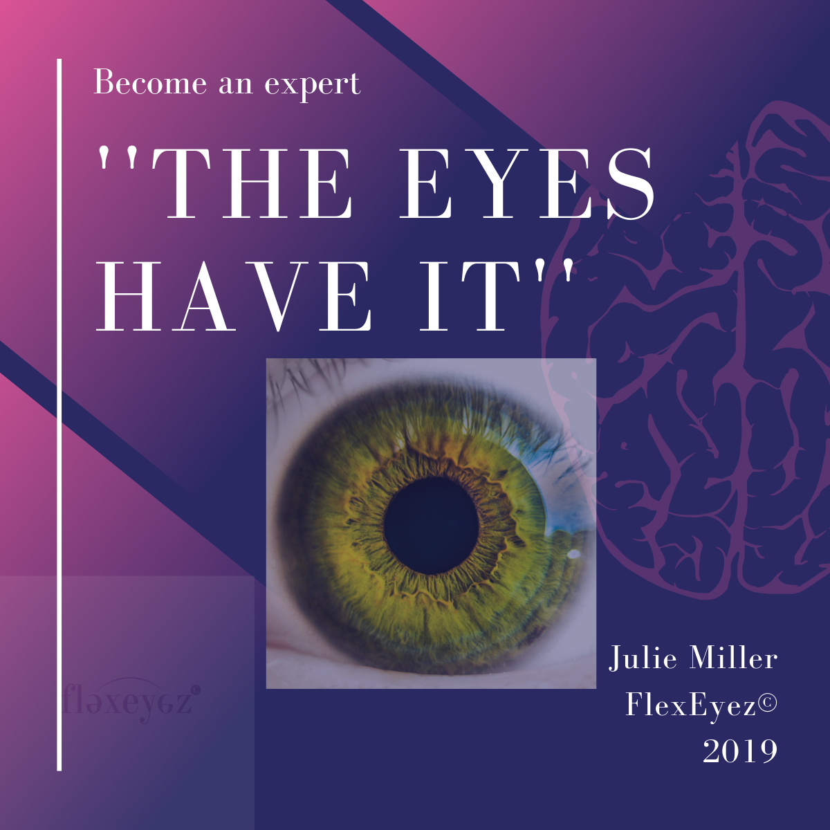 The Eyes Have It - Ebook
