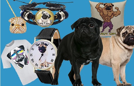 Products For Pug Lovers