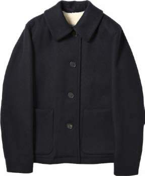 Sheepskin Lined Coat