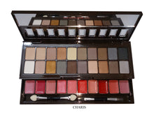 A Sivanna colors Multi Colored Eyeshadow and Lip Super Kit